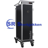Scanbox varmeskap Basic Line Hot 12 GN